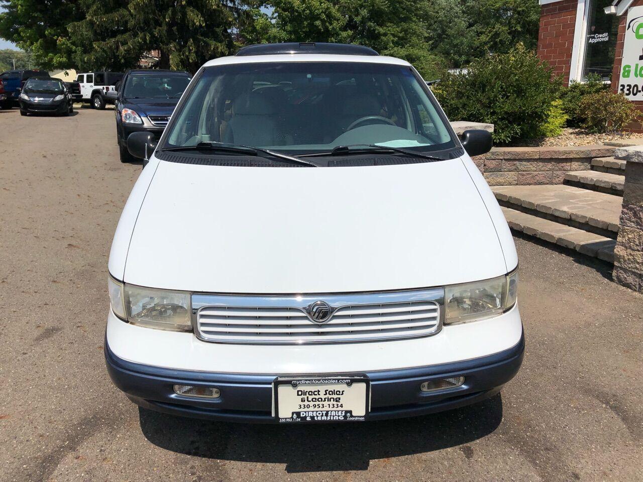 1996 Mercury Villager Mini-van, Passenger