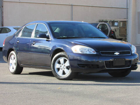 2007 Chevrolet Impala for sale at Best Auto Buy in Las Vegas NV
