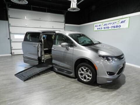 2017 Chrysler Pacifica for sale at ALL MOBILITY STORE in Delmar MD