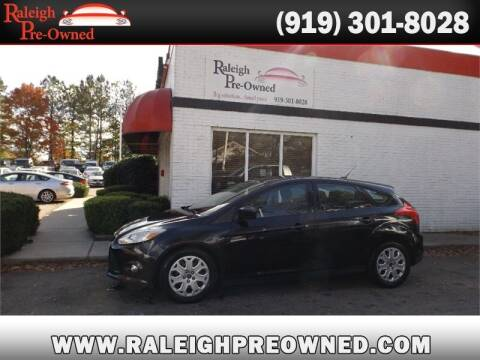 2012 Ford Focus for sale at Raleigh Pre-Owned in Raleigh NC