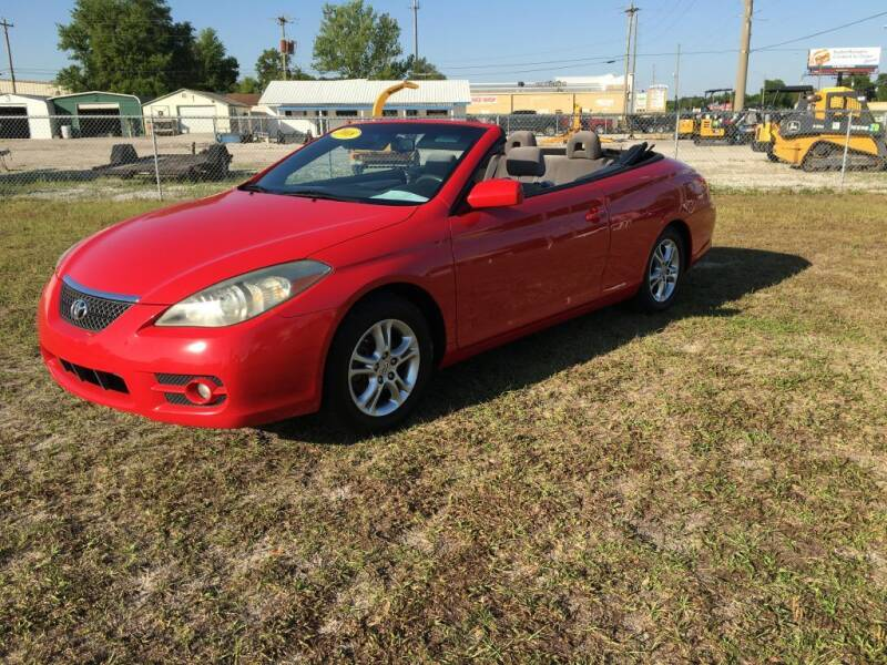 2008 Toyota Camry Solara for sale at First Coast Auto Connection in Orange Park FL