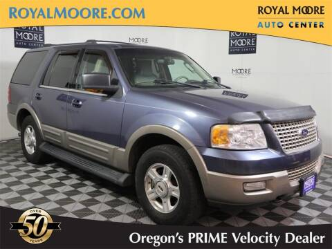 2003 Ford Expedition for sale at Royal Moore Custom Finance in Hillsboro OR
