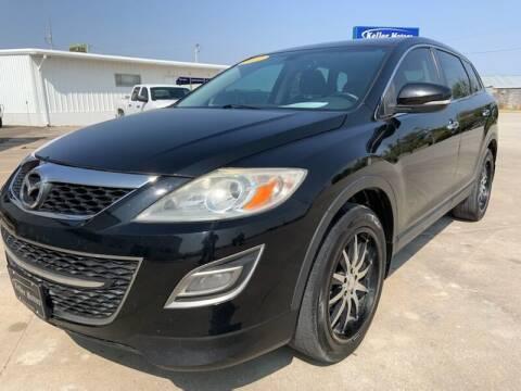2011 Mazda CX-9 for sale at Keller Motors in Palco KS