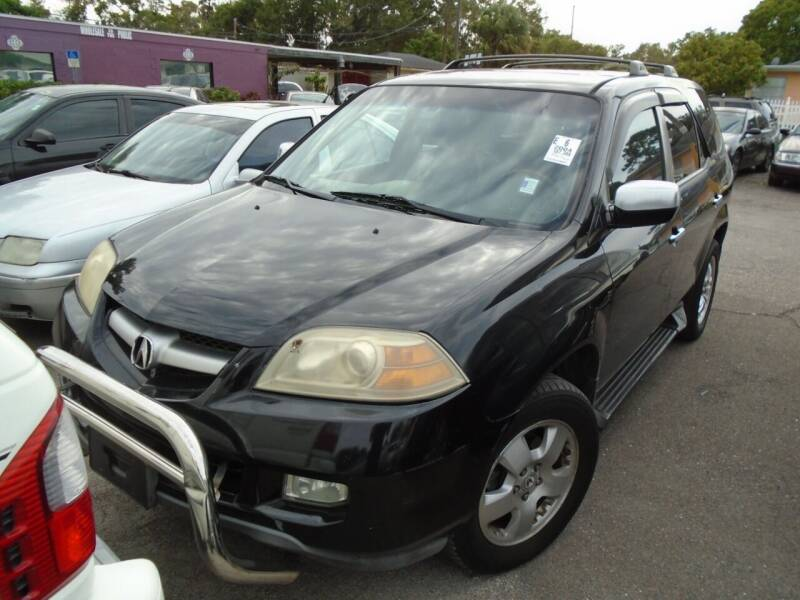 2004 Acura MDX for sale at Bargain Auto Mart Inc. in Kenneth City FL