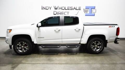 2015 Chevrolet Colorado for sale at Indy Wholesale Direct in Carmel IN