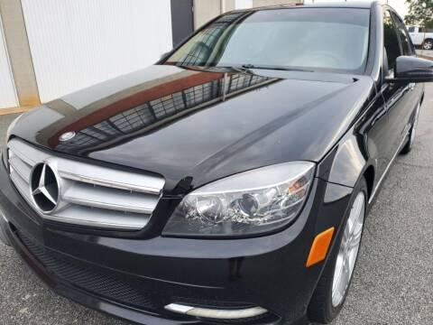 2011 Mercedes-Benz C-Class for sale at Atlanta's Best Auto Brokers in Marietta GA