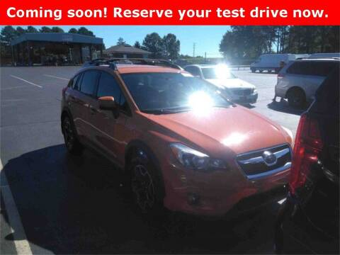 2014 Subaru XV Crosstrek for sale at Auto Solutions in Maryville TN