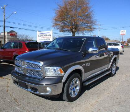 2015 RAM Ram Pickup 1500 for sale at Kendall's Used Cars 2 in Murray KY