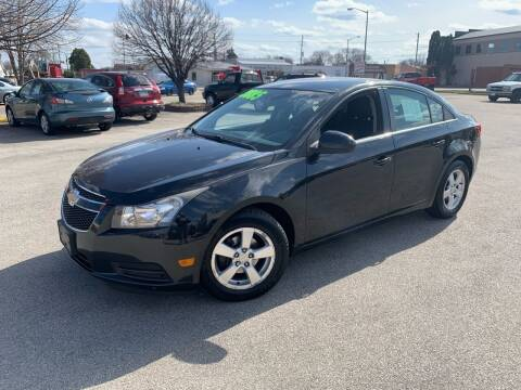 2011 Chevrolet Cruze for sale at Fairview Motors in West Allis WI