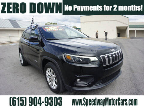 2019 Jeep Cherokee for sale at Speedway Motors in Murfreesboro TN