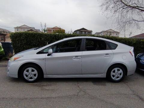 2011 Toyota Prius for sale at California Diversified Venture in Livermore CA