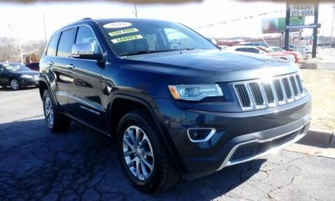 2016 Jeep Grand Cherokee for sale at Jim Clark Auto World in Topeka KS