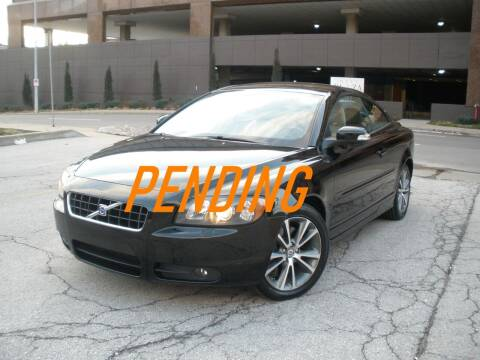 2010 Volvo C70 for sale at Autobahn Motors USA in Kansas City MO