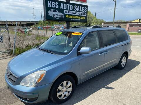 2007 Hyundai Entourage for sale at KBS Auto Sales in Cincinnati OH