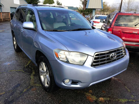 2010 Toyota Highlander for sale at Autos Cost Less LLC in Lakewood WA