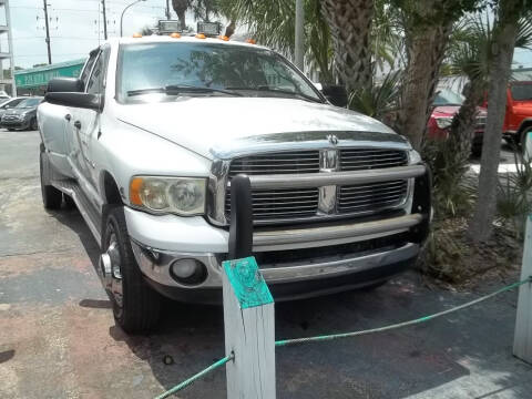 2004 Dodge Ram Pickup 3500 for sale at PJ's Auto World Inc in Clearwater FL