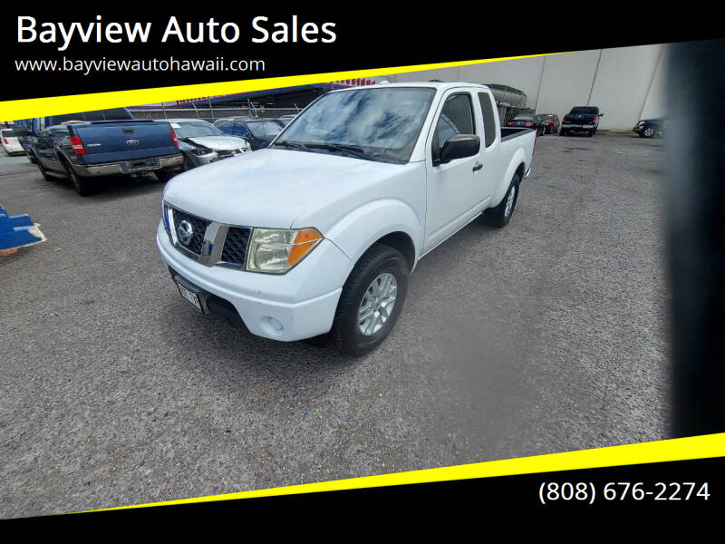2018 Nissan Frontier for sale at Bayview Auto Sales in Waipahu HI