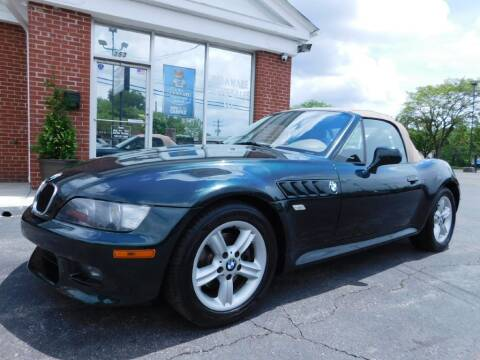 2000 BMW Z3 for sale at Delaware Auto Sales in Delaware OH