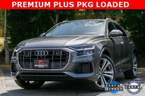 2019 Audi Q8 for sale at Gravity Autos Atlanta in Atlanta GA