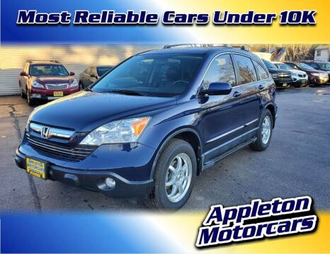 2007 Honda CR-V for sale at Appleton Motorcars Sales & Service in Appleton WI