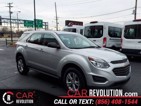 2016 Chevrolet Equinox for sale at Car Revolution in Maple Shade NJ
