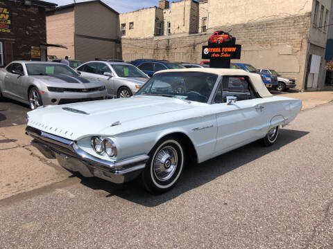1964 Ford Thunderbird for sale at STEEL TOWN PRE OWNED AUTO SALES in Weirton WV
