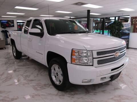 2013 Chevrolet Silverado 1500 for sale at Dealer One Auto Credit in Oklahoma City OK