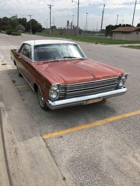 1966 Ford Galaxie 500 for sale at Wayne Johnson Private Collection in Shenandoah IA