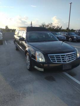 2008 Cadillac DTS Pro for sale at LAND & SEA BROKERS INC in Pompano Beach FL