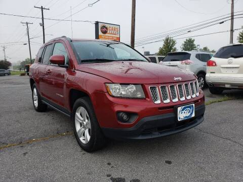 2014 Jeep Compass for sale at Cars 4 Grab in Winchester VA