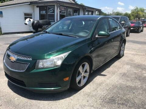 2014 Chevrolet Cruze for sale at Denny's Auto Sales in Fort Myers FL