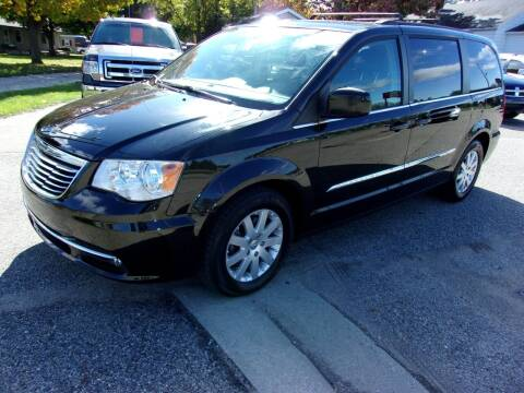2014 Chrysler Town and Country for sale at Jenison Auto Sales in Jenison MI