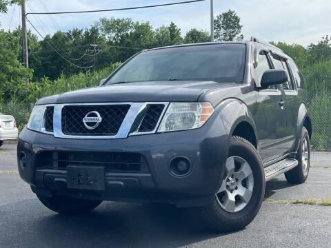 2010 Nissan Pathfinder for sale at MAGIC AUTO SALES in Little Ferry NJ