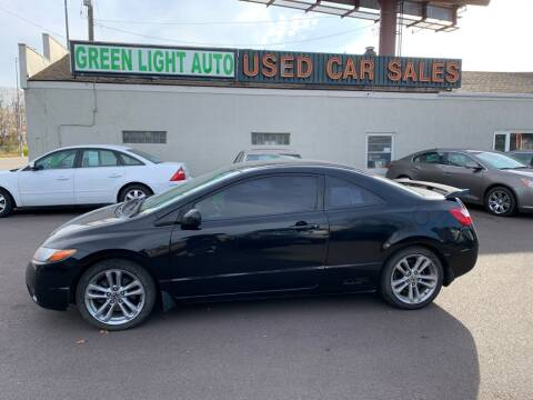 2007 Honda Civic for sale at Green Light Auto in Sioux Falls SD