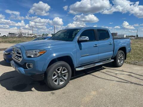 2019 Toyota Tacoma for sale at Truck Buyers in Magrath AB