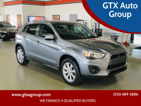 2013 Mitsubishi Outlander Sport for sale at GTX Auto Group in West Chester OH