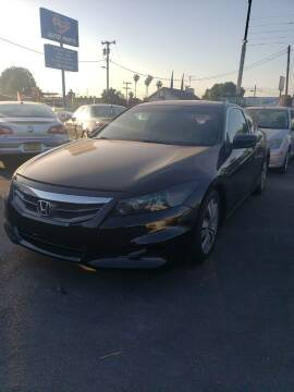 2012 Honda Accord for sale at Thomas Auto Sales in Manteca CA