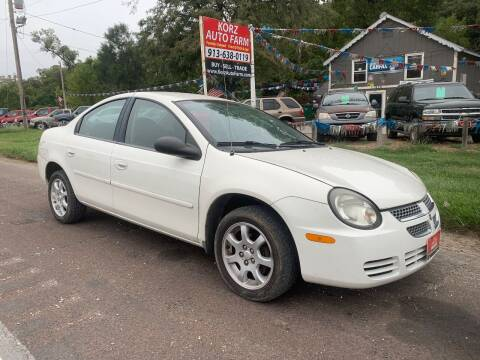 2005 Dodge Neon for sale at Korz Auto Farm in Kansas City KS