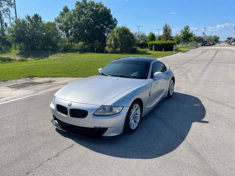 2007 BMW Z4 for sale at WICKED NICE CAAAZ in Cape Coral FL