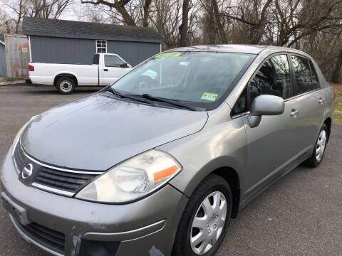 2008 Nissan Versa for sale at Perfect Choice Auto in Trenton NJ