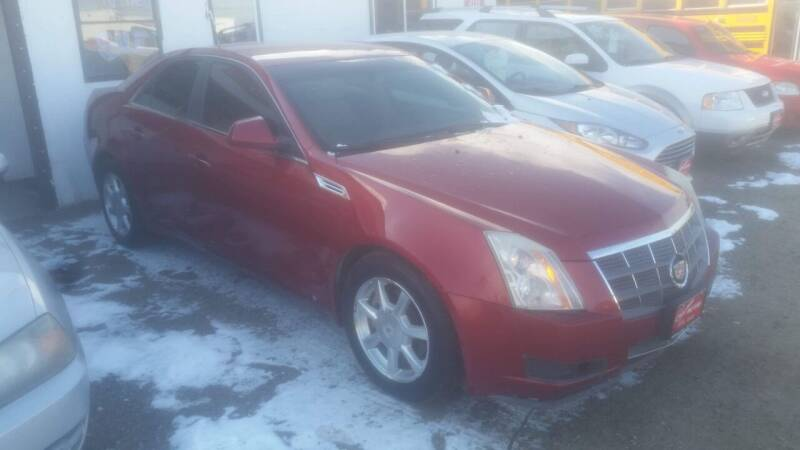 2009 Cadillac CTS for sale at Ron Lowman Motors Minot in Minot ND