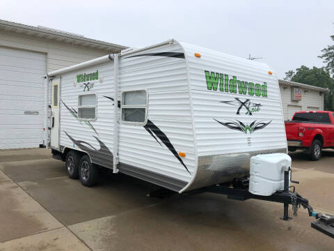 2010 Forest River Wildwood X-Lite 22'
