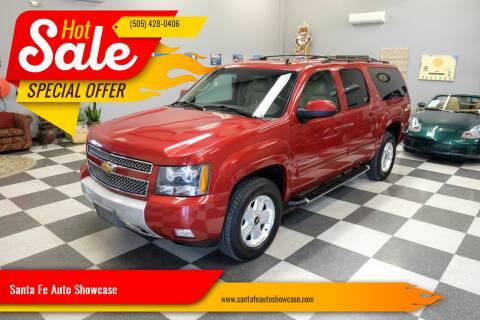 2012 Chevrolet Suburban for sale at Santa Fe Auto Showcase in Santa Fe NM