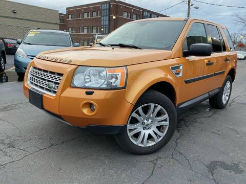 2008 Land Rover LR2 for sale at Samuel's Auto Sales in Indianapolis IN