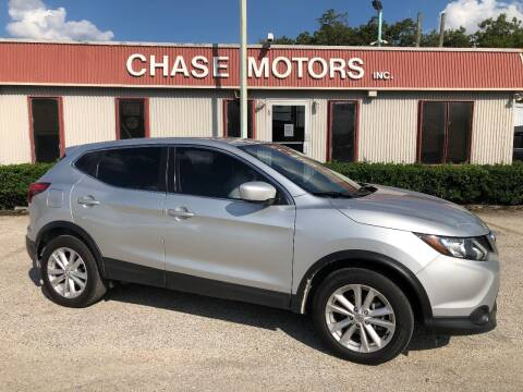 2017 Nissan Rogue Sport for sale at Chase Motors Inc in Stafford TX