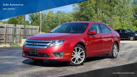 2011 Ford Fusion for sale at Sedo Automotive in Davison MI
