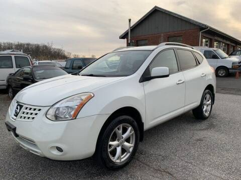 2010 Nissan Rogue for sale at CT Auto Center Sales in Milford CT