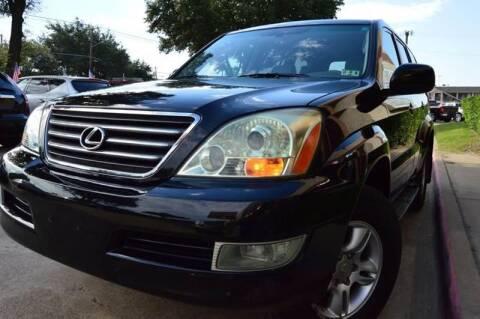2006 Lexus GX 470 for sale at E-Auto Groups in Dallas TX
