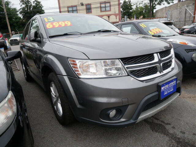 2013 Dodge Journey for sale at MICHAEL ANTHONY AUTO SALES in Plainfield NJ