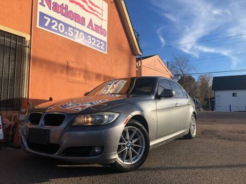 2010 BMW 3 Series for sale at Nations Auto Inc. II in Denver CO